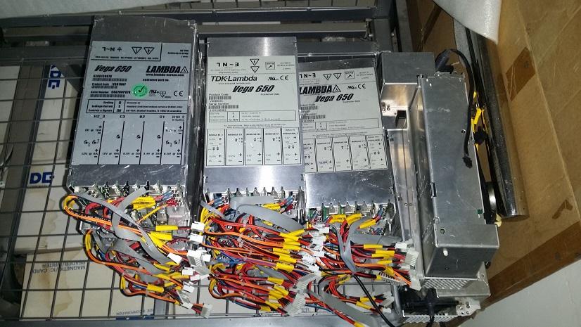 Vega650电源